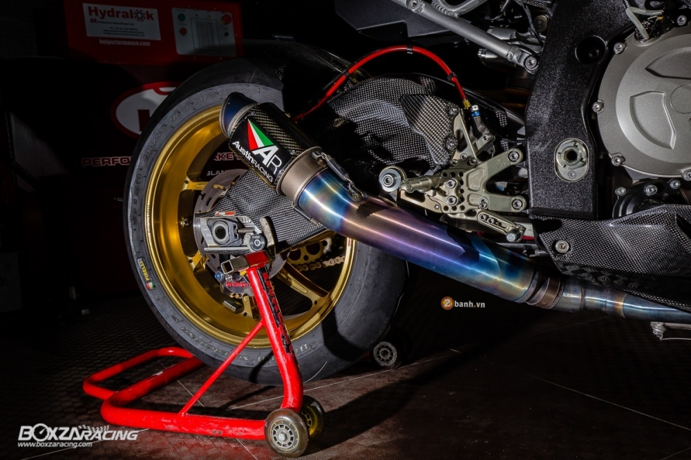 BMW S1000RR ban do tuyet pham tai Thai Lan - 12