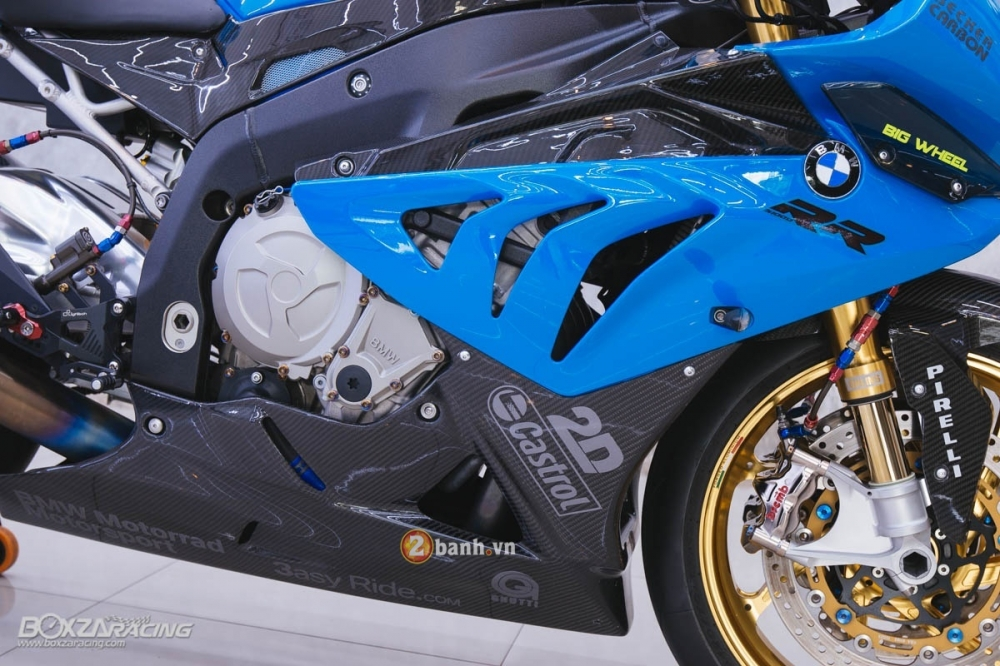 BMW S1000RR day kich thich voi phien ban do sieu chat - 3