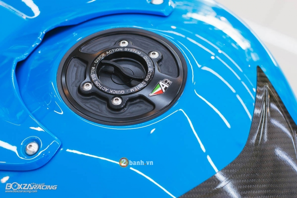 BMW S1000RR day kich thich voi phien ban do sieu chat - 16