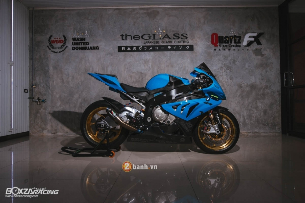 BMW S1000RR day kich thich voi phien ban do sieu chat - 21