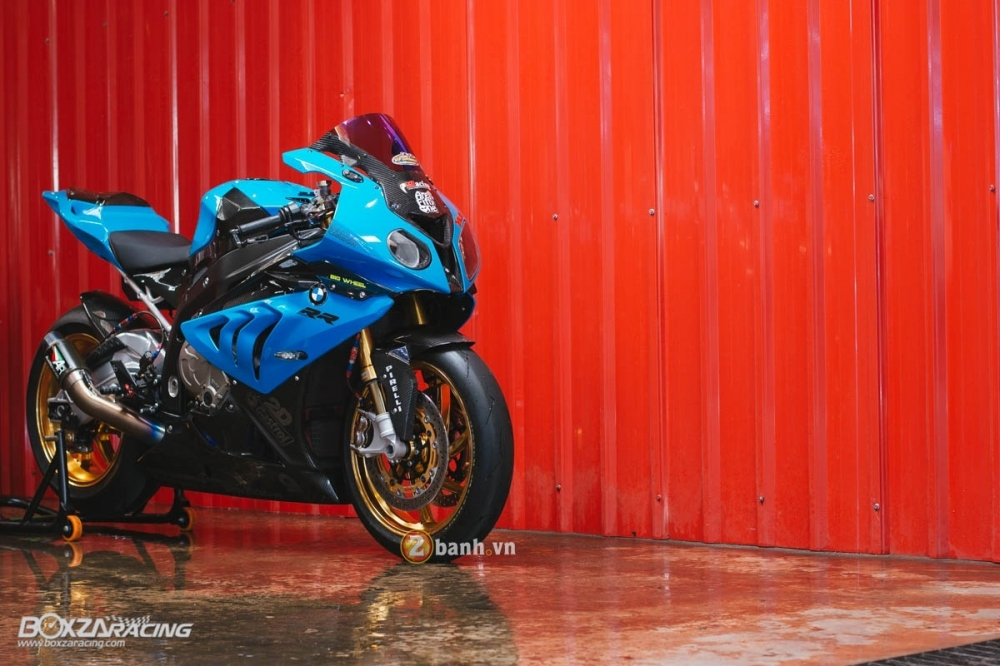 BMW S1000RR day kich thich voi phien ban do sieu chat - 23