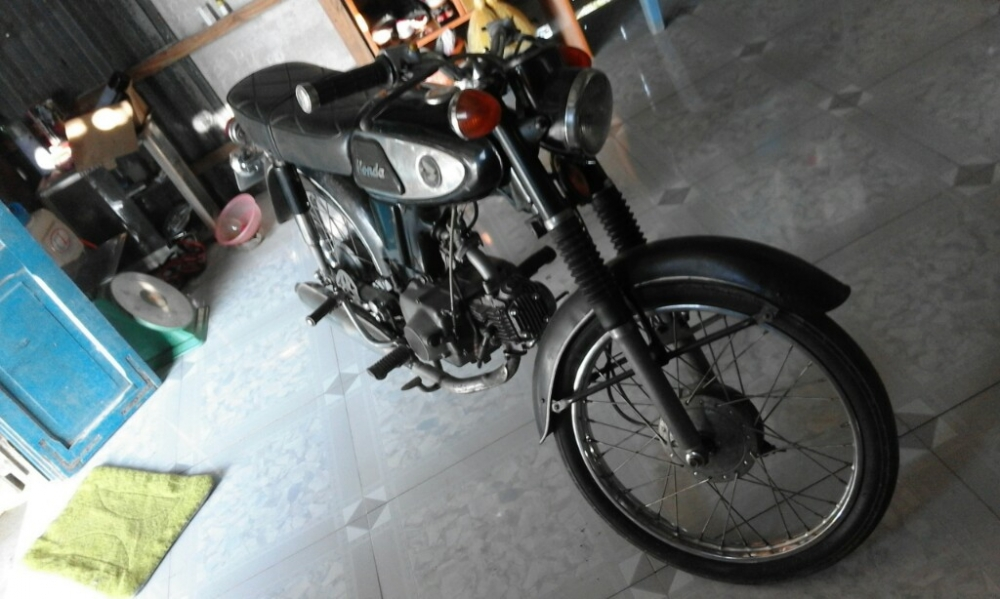 Can Ban XE Honda 67 Zin 5 So - 4