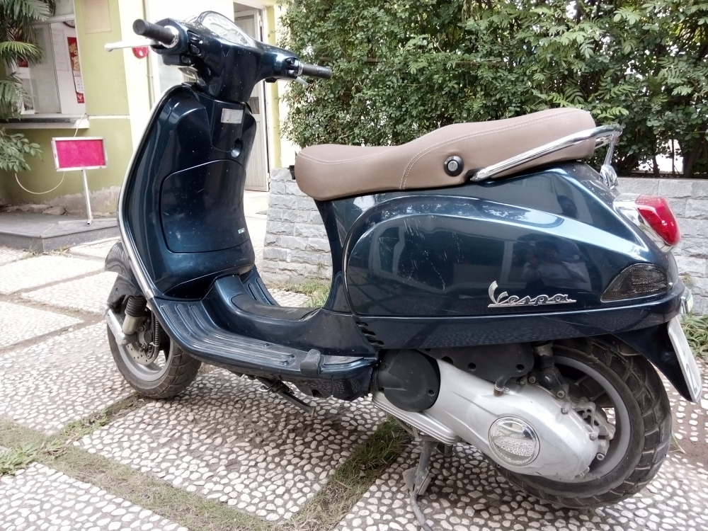 Can Ban Xe Vespa Lx 125 3v Ie Ha Noi - 2