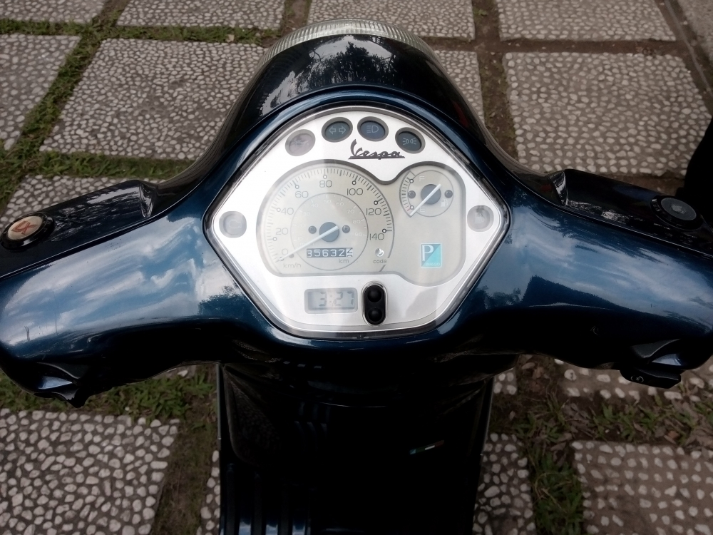 Can Ban Xe Vespa Lx 125 3v Ie Ha Noi - 4