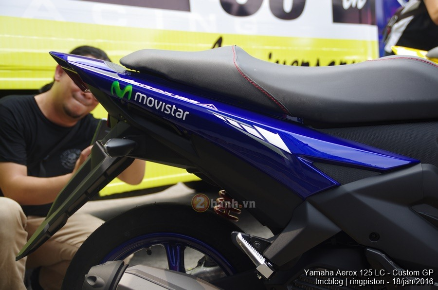 Can canh Yamaha Aerox 125 Movistar 2016 - 6