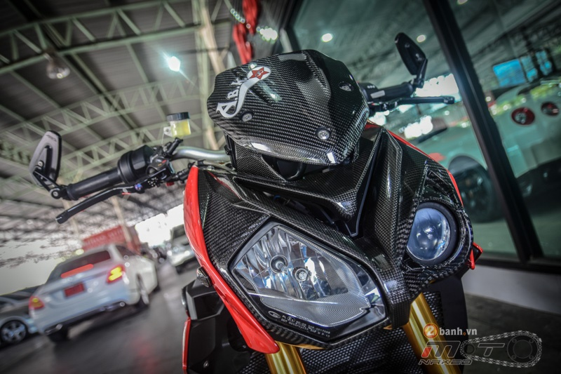 Chiem nguong chi tiet chiec BMW S1000R do cuc chat - 2