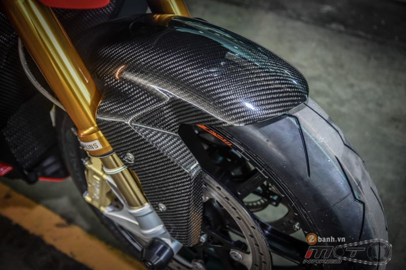 Chiem nguong chi tiet chiec BMW S1000R do cuc chat - 4