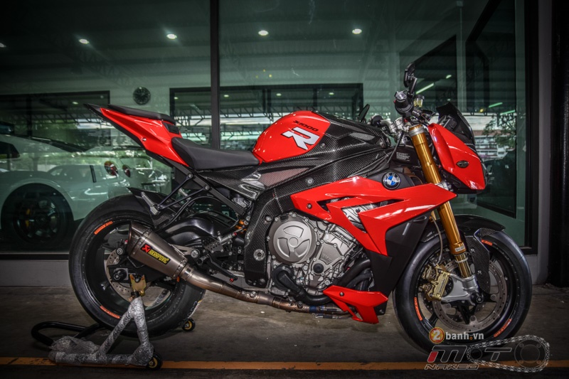 Chiem nguong chi tiet chiec BMW S1000R do cuc chat - 24