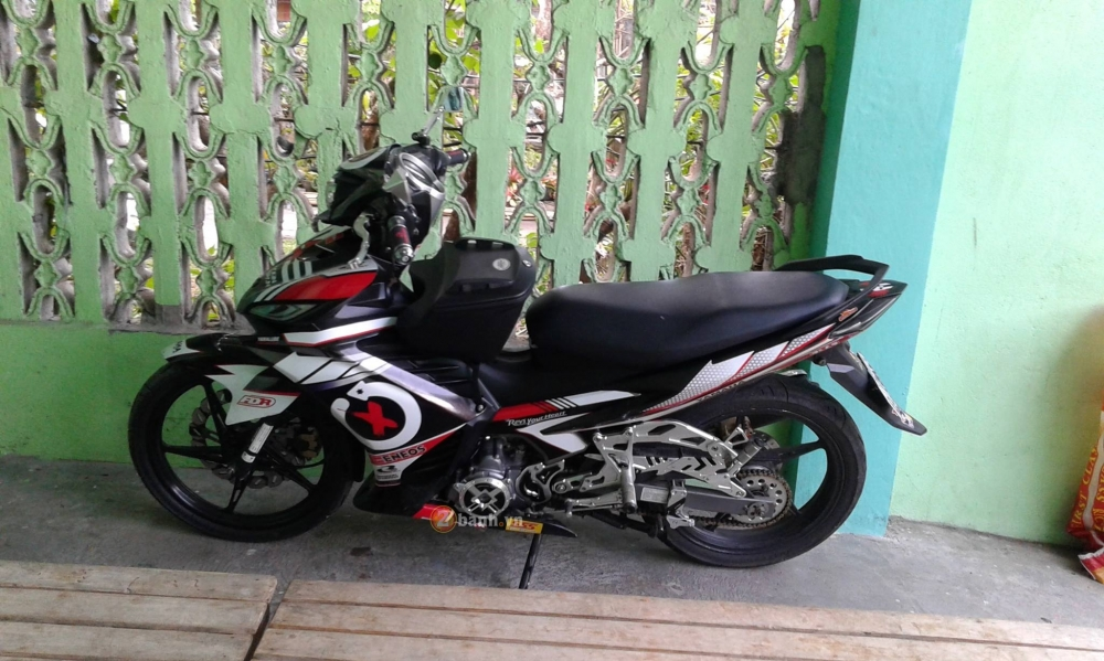 Exciter 135 do theo phong cach Lorenzo - 2