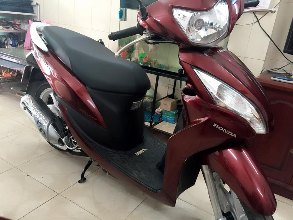 Honda vision do man chinh chu bstp - 4