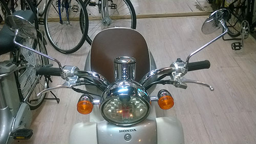 LO HANG XE MAY HONDA SCOOPY VA CREA MOI VE - 4