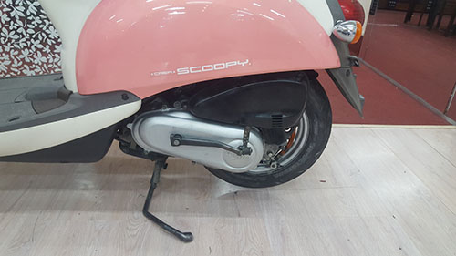LO HANG XE MAY HONDA SCOOPY VA CREA MOI VE - 16