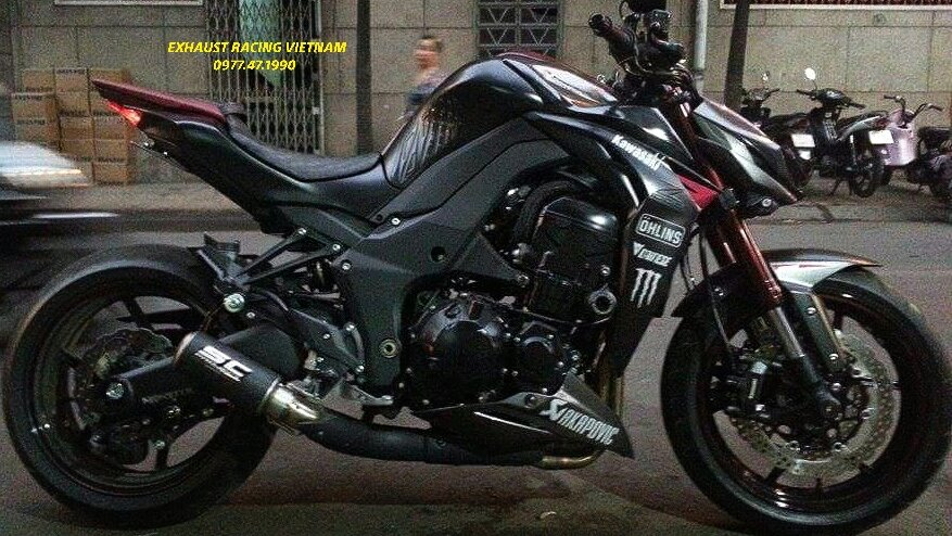 SC Project CRT Replica full carbon duoi titan - 6