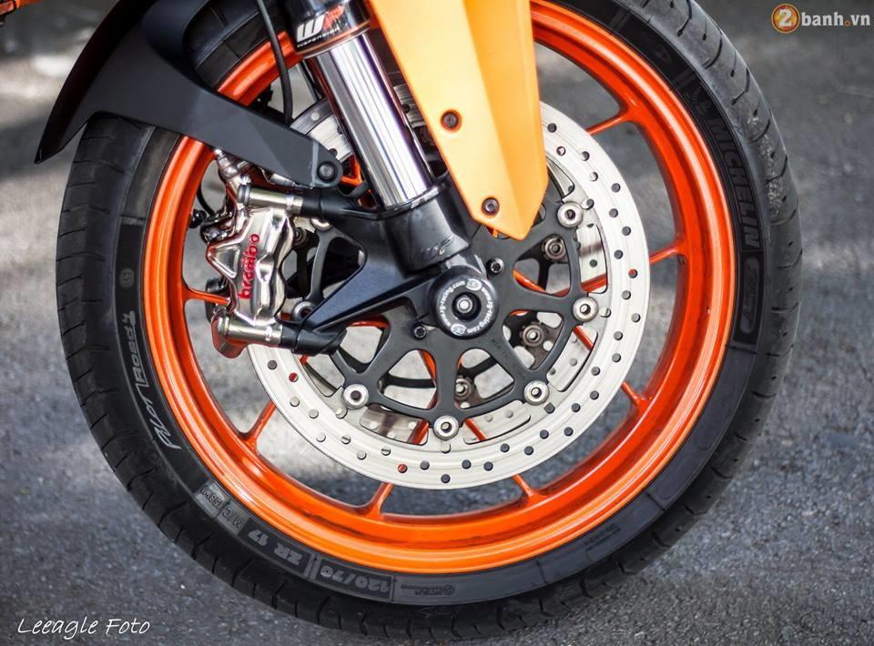 KTM Super Duke 1290 do cuc chat tai Sai Gon - 8