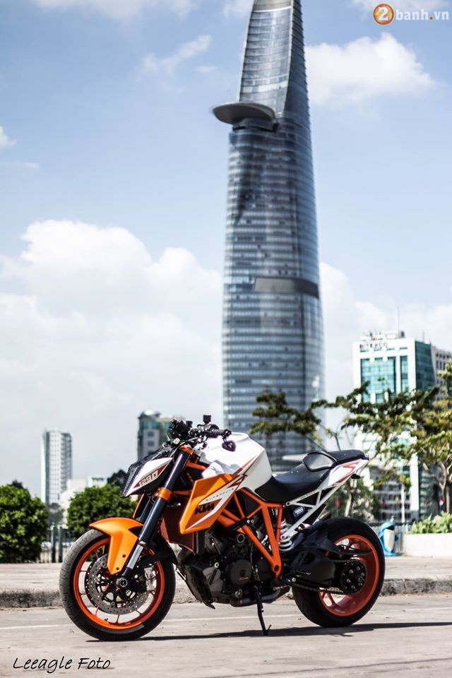 KTM Super Duke 1290 do cuc chat tai Sai Gon - 12