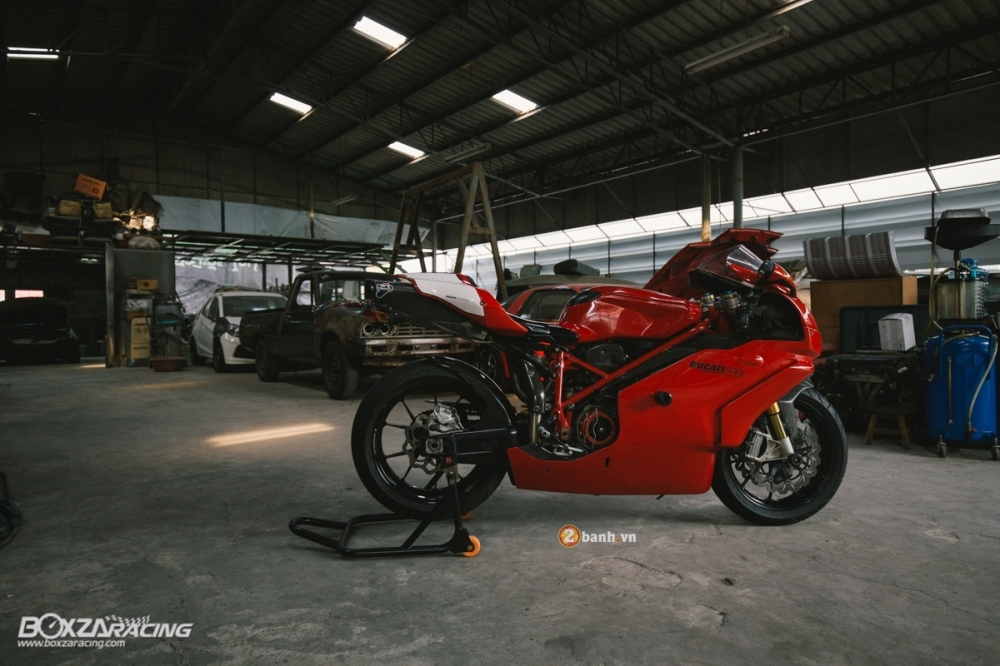 Sieu pham Ducati 999R do cuc chat tai Thai Lan - 2