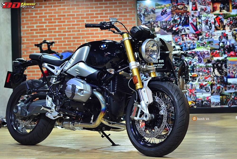 BMW R Nine T do nhe mot so chi tiet do choi hang hieu - 10