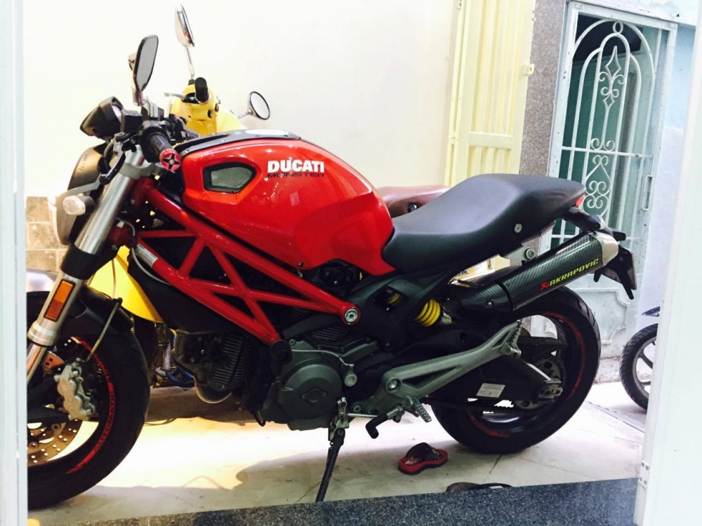 Can ban Ducati Monster 795 2012 odo 5000km - 9