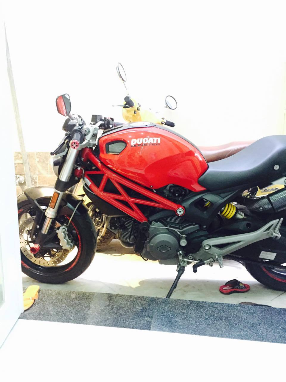 Can ban Ducati Monster 795 2012 odo 5000km - 7