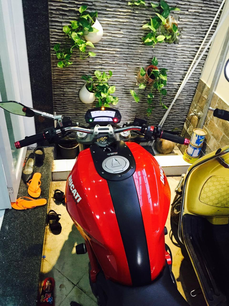 Can ban Ducati Monster 795 2012 odo 5000km - 8