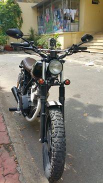 Can ban gap xe Cafe Racer - 2