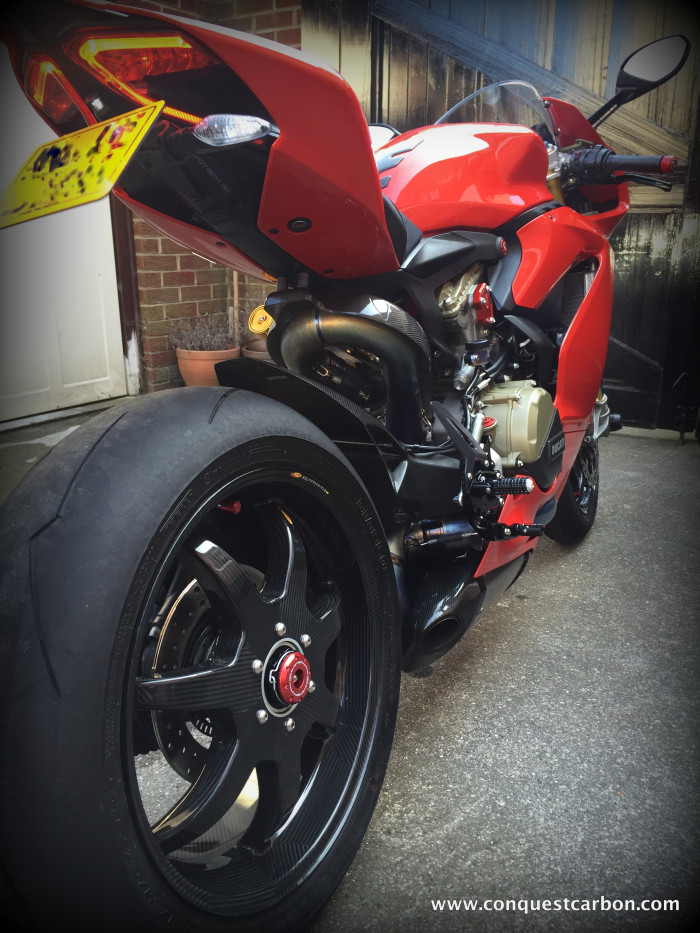 Ducati 1299 Panigale voi ban do khung nhat hien nay - 4
