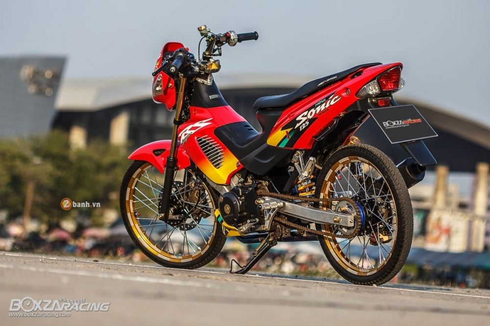 Honda Sonic do day an tuong voi dan do choi cuc chat - 15