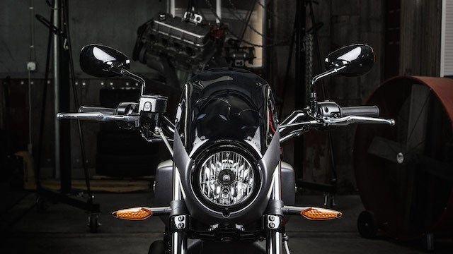 Victory ra mat dong xe Cruiser the thao Octane 1200 nham canh tranh voi Harley VRod - 3
