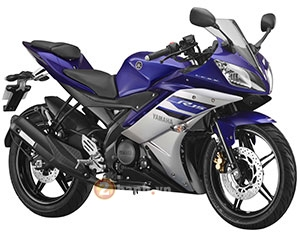 Yamaha R15 2016 Them dan ao moi thong so giu nguyen - 2