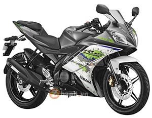 Yamaha R15 2016 Them dan ao moi thong so giu nguyen - 4