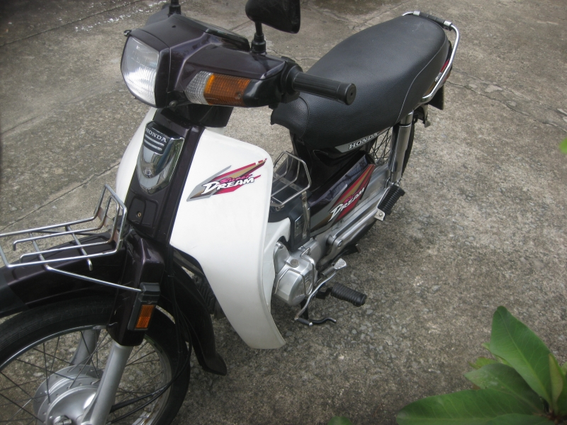 Ban Honda Dream zin it di con rat moi BSTP sang ten ok - 2