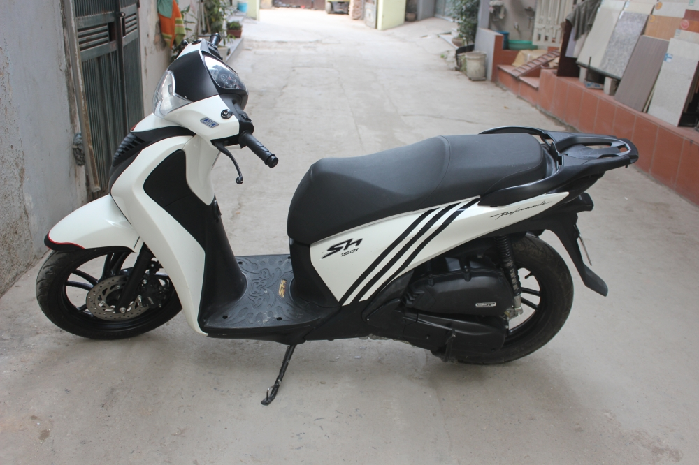 Can ban Honda SH 150i doi 2014 di it - 3
