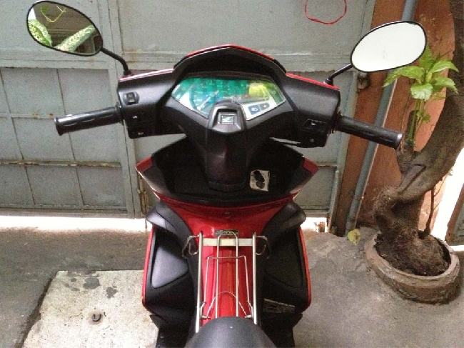 Can ban Honda Airblade 2009 do den - 2