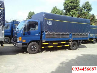 Can ban xe HD98 nang tai 65 tan Hyundai mighty chinh hang