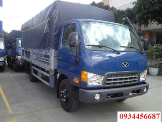 Can ban xe HD98 nang tai 65 tan Hyundai mighty chinh hang - 3