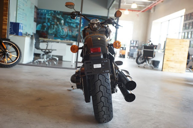 Can canh HarleyDavidson Softail Slim S 2016 gia gan 1 ty dong tai VN - 8