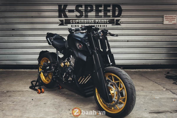 CB650F manh me trong ban do Street Fighter - 10