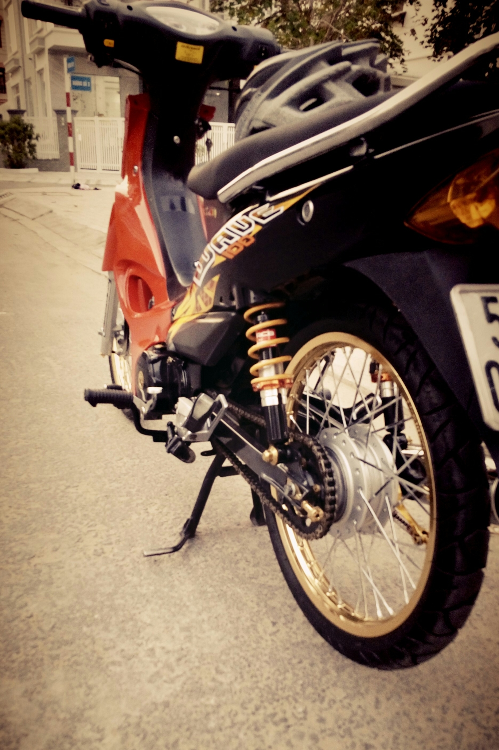 Elegent 50 cc don wave nhe - 3
