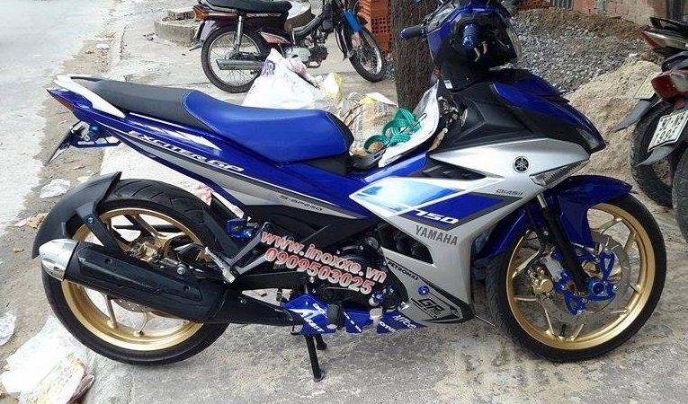 Hoang Tri Shop So gay Apido Mo cay de bang so FZs cho Exciter 150 - 8