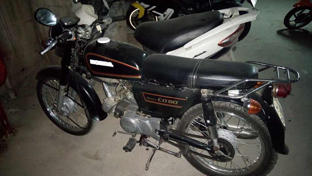 Honda CD 50 benly - 2