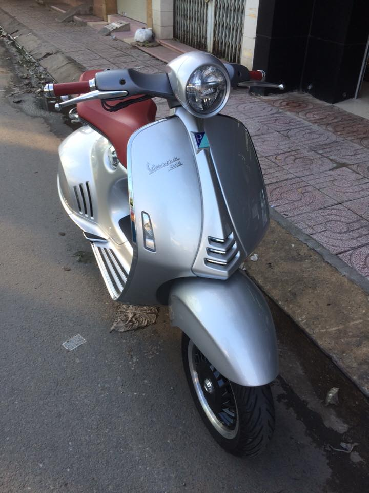 Motor Ken Can tien hot car sang chanh di nek ae Vespa 946 2015 ABS Y - 4