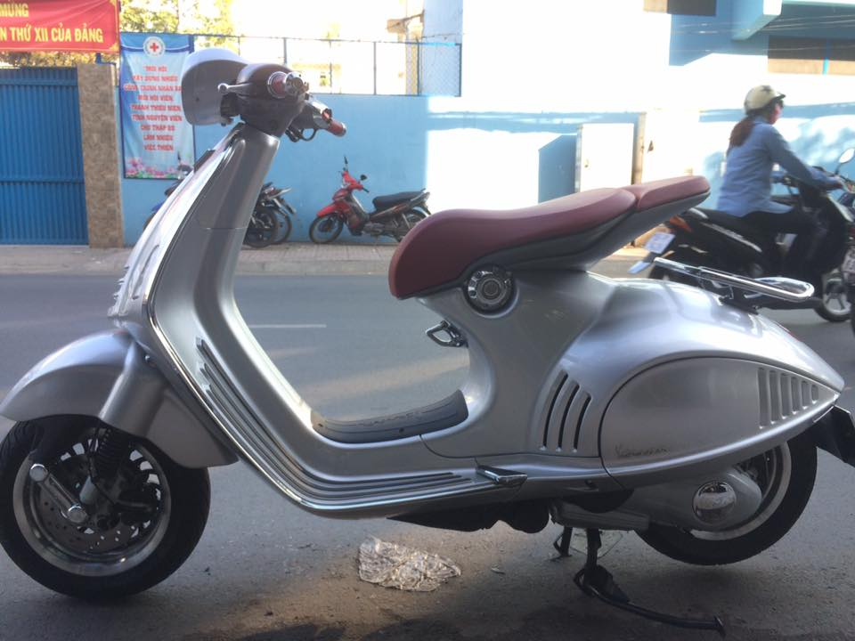 Motor Ken Can tien hot car sang chanh di nek ae Vespa 946 2015 ABS Y - 5