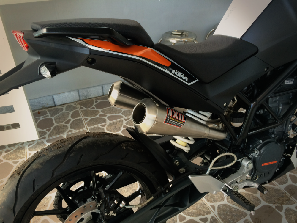 Ban gap KTM duke 200 no ABS gia re - 5