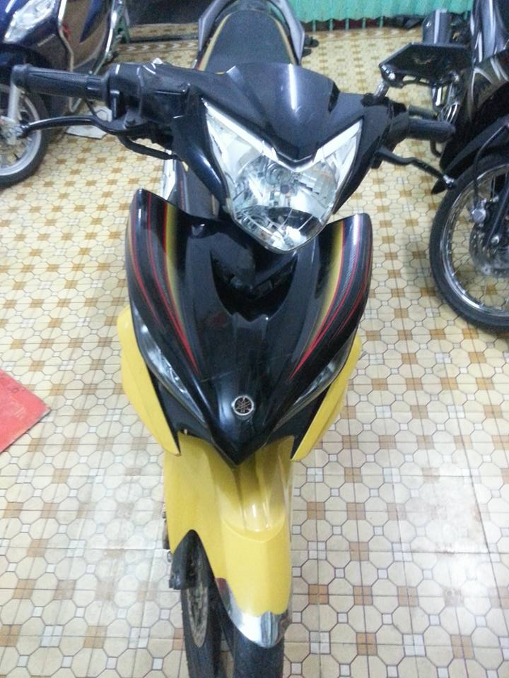 Ban xe Exciter RC