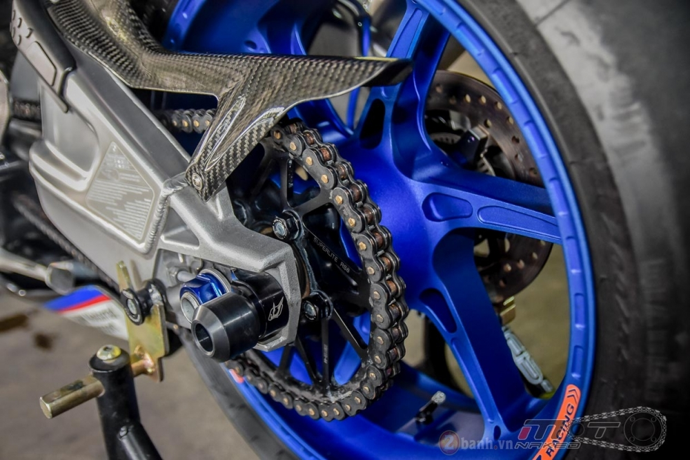 BMW S1000RR hoan hao trong phien ban do Super OHM - 16