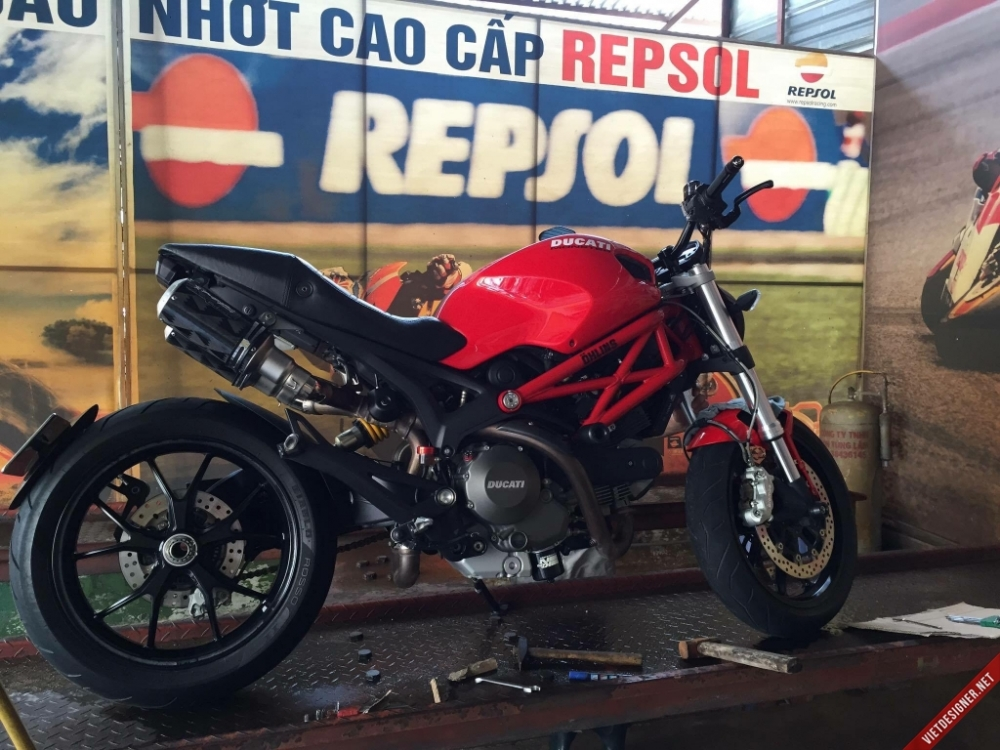 Can ban Ducati Monster 796 HQCN - 2
