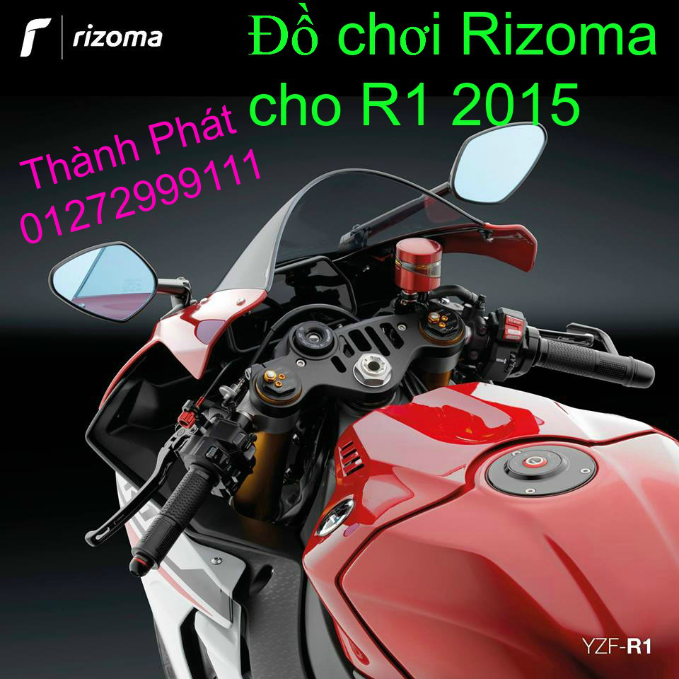 Do Choi Cho Yamaha R1 2015 - 4