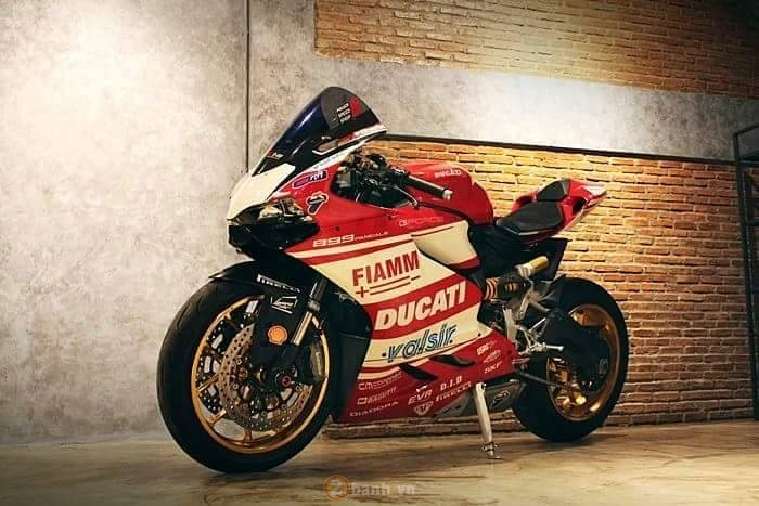 Ducati 899 Panigale cuc chat trong ban do den tu GForce - 2