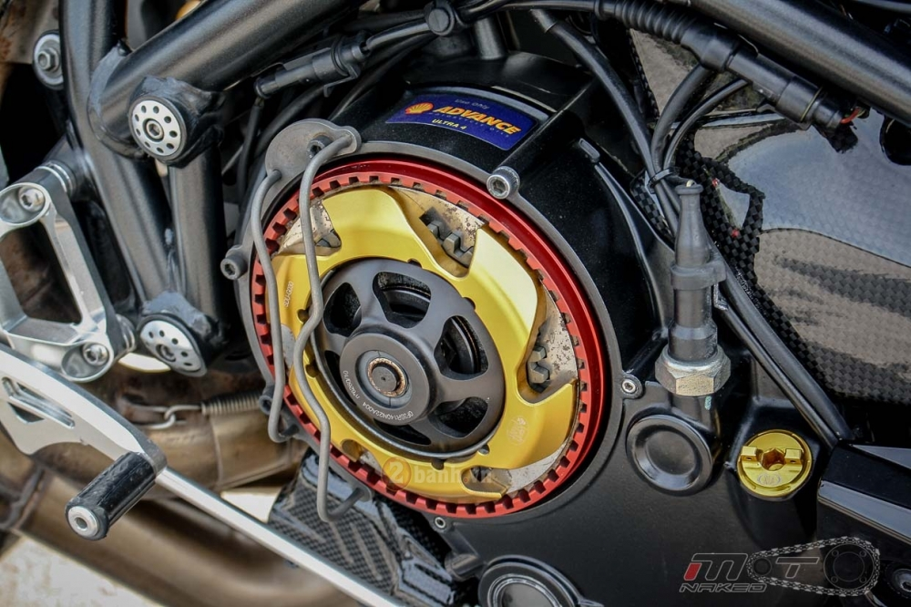 Ducati Streetfighter In The Super Crisis Level From Thai Lovelymotor