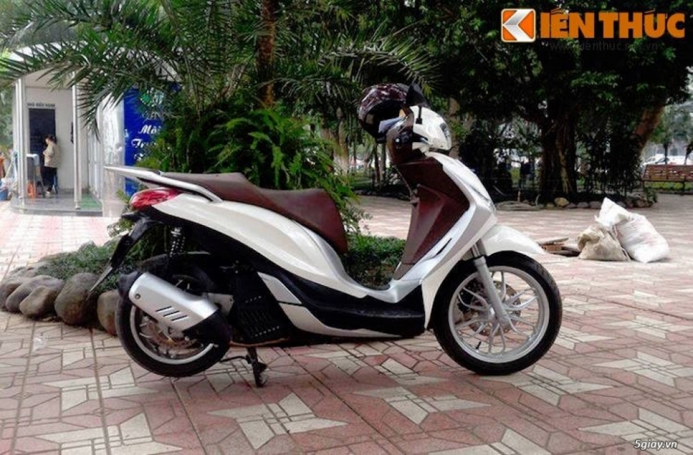 Piaggio Medley Chiec Scooter Cao Cap Nhat 0935282928 - 2